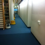Photo taken at ADFA Library by Laura H. on 6/9/2012