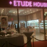 Photo taken at Etude house by Natalie on 4/27/2012