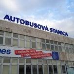 Photo taken at Autobusová stanica Mlynské nivy | Mlynské Nivy Bus Station by Majo S. on 3/19/2012
