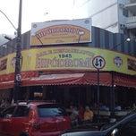Photo taken at Bar e Restaurante Hipódromo by Alexandra Aranovich on 5/27/2012