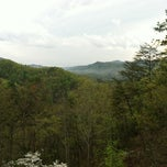Photo taken at Bluff Mountain by Bill S. on 4/4/2012