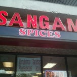 Photo taken at Sangam Spices by THIS ACCOUNT IS CLOSING VERY SOON! GO ADD OR ACCEPT BadAzzBrad 2.0 OR BE LOST FOREVER!😭😔😢😵 on 4/15/2012