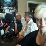 Photo taken at WNZF/Beach 92.7 Studios by Ky E. on 6/29/2012
