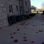 Photo taken at Gifford Hall by Ronnie B. on 11/6/2011
