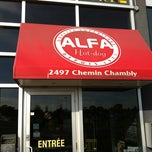 Photo taken at Alfa by Peter C. on 10/27/2011