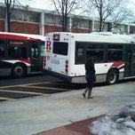 Photo taken at Rutgers Student Center (A/EE/F/H/LX/Ward Shuttle) by Anand S. on 1/20/2011