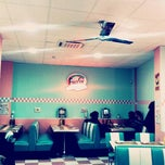 Photo taken at Peggy Sue's by Nansky G. on 1/13/2012