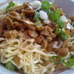 Photo taken at Mie Ayam 'Tegal' by Adv. Danies on 9/16/2011