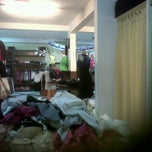 Photo taken at Happening Boutique Outlet by Black G. on 4/22/2011