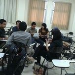 Photo taken at Fakultas Hukum Undip R. H202 by Lucia c. on 11/3/2011