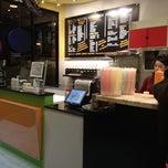 Photo taken at Bar Code Cafe by Jane B. on 12/31/2011