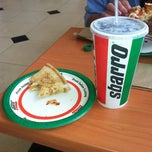 Photo taken at Sbarro by Vinny K. on 6/15/2011
