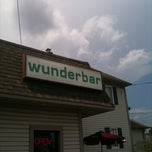 Photo taken at Wunderbar Delicatessen by Kimberly C. on 8/21/2011