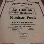 Photo taken at La Capilla by Candace H. on 6/13/2012