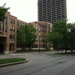 Photo taken at UIC - Student Residence and Commons West by Charan on 6/24/2012