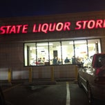 Photo taken at State Liquor Store by Adam L. on 5/24/2012