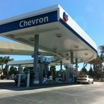 Photo taken at Chevron by Quang Vinh on 8/11/2012