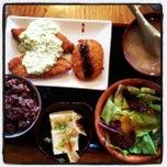 Photo taken at Gen Restaurant by Kat T. on 8/14/2012