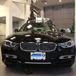 Photo taken at JMK BMW by Manny A. on 2/29/2012