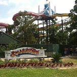 Photo taken at Splashtown by Hector A. on 6/4/2012