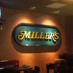 Photo taken at Miller's Bar by John C. on 9/2/2011