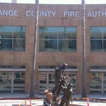Photo taken at Orange County Fire Authority, HQ by John B. on 6/14/2012
