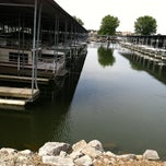 Photo taken at Riverwalk Marina by Michael G. on 6/9/2012