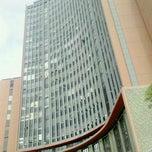 Photo taken at Corte Superior de Justicia de Lima - Sede Central by Jose L. on 1/13/2012
