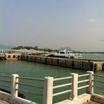 Photo taken at ท่าเรือดอนสัก | Don Sak Pier by Prprprp R. on 3/22/2012
