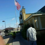 Photo taken at Perkins Restaurant & Bakery by Aaron P. on 8/4/2012