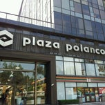 Photo taken at Plaza Polanco by Alejandra R. on 3/1/2012