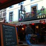 Photo taken at Stadsrestaurant by Jeroen M. on 9/1/2012