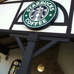 Photo taken at Starbucks by Dollie P. on 1/1/2012