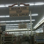 Photo taken at Food Pyramid by Jason A. on 1/18/2012