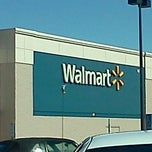 Photo taken at Walmart Supercenter by Corey B. on 11/3/2011