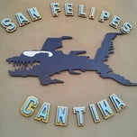 Photo taken at San Felipe's Cantina by Jonathan C. on 8/25/2012