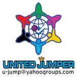 Photo taken at U-JUMP KOREA by Bali Badges on 12/19/2011