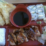 Photo taken at Sushi Dragon by Ryan M. on 10/7/2011