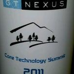 Photo taken at Gt Nexus by Manish P. on 3/2/2012