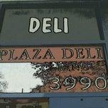 Photo taken at Plaza Deli by @rjsevy on 6/8/2012