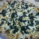 Photo taken at DiLeo's Pizzeria by Erick C. on 7/10/2012