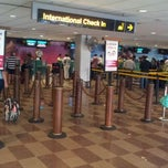 Photo taken at Nadi International Airport (NAN) by Gurumi S. on 3/27/2012