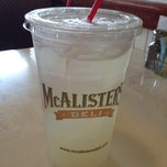 Photo taken at McAlister's Deli by Laura H. on 5/28/2012