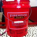 Photo taken at Firehouse Subs by Cat F. on 5/13/2012