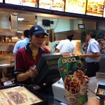 Photo taken at Burger King by Pablo C. on 3/18/2011
