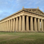 Photo taken at The Parthenon by Anthony C. on 7/12/2012