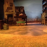 Photo taken at The Irish Repertory Theatre by Basil K. on 12/4/2011