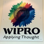 Photo taken at Wipro Limited by Ashraf Raziq on 8/28/2011
