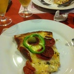 Photo taken at SP Pizza e Delivery by Angela M. on 11/26/2011