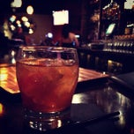 Photo taken at Double Helix Wine & Whiskey Lounge by David R. on 4/25/2012